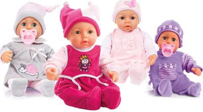 Puppen von Bayer