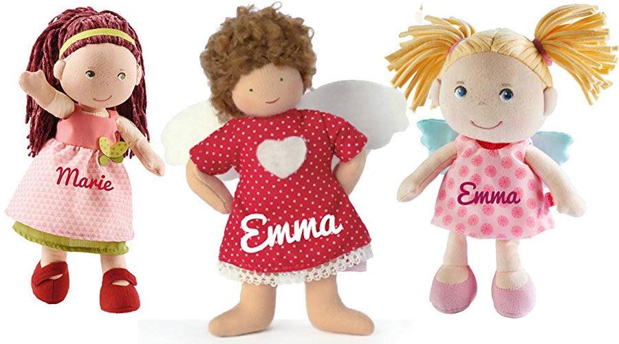 personalisierte Puppen