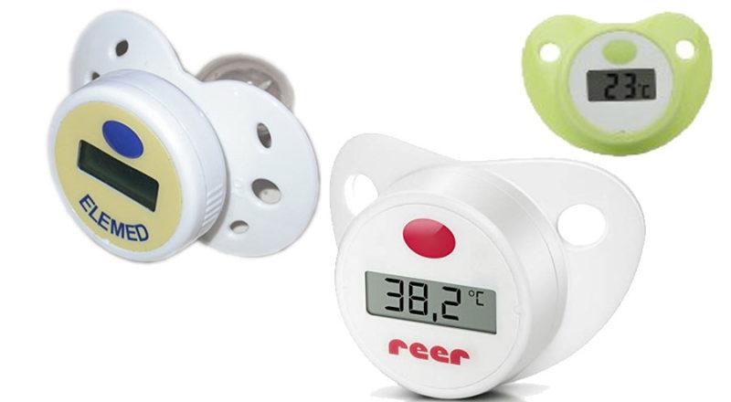 Schnuller-Fieberthermometer