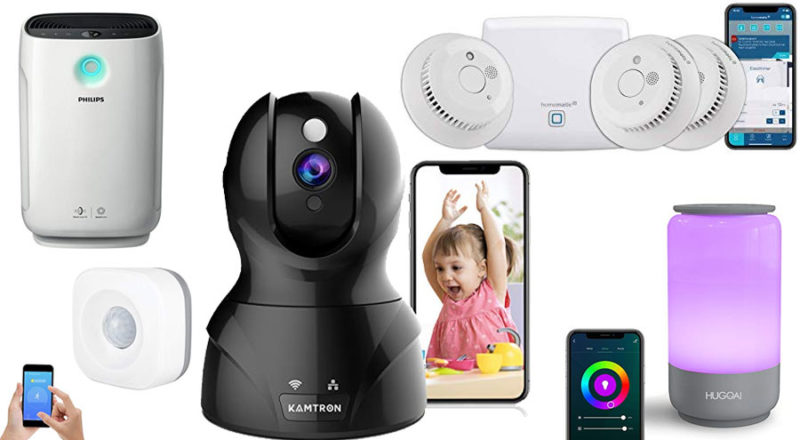 Smart Home Geräte fürs Babyzimmer