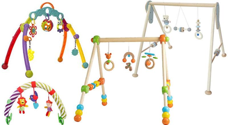 Spielbögen für Babys