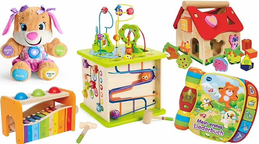 Spielzeug für 1-jährige Kinder