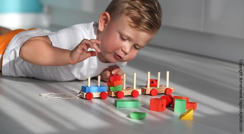 Spielzeug für Kinder ab 2 Jahre