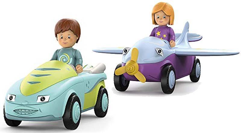 Spielfiguren Toddys by Siku