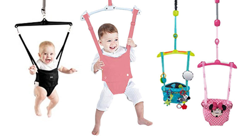 Türhopser für Babys