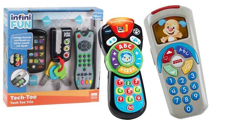 Spielzeug-Fernbedienung für Babys