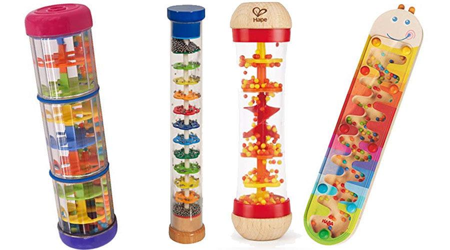 Regenmacher für Babys