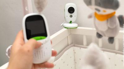 Smart Home im Babyzimmer