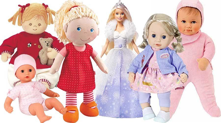 Spielzeug Puppen