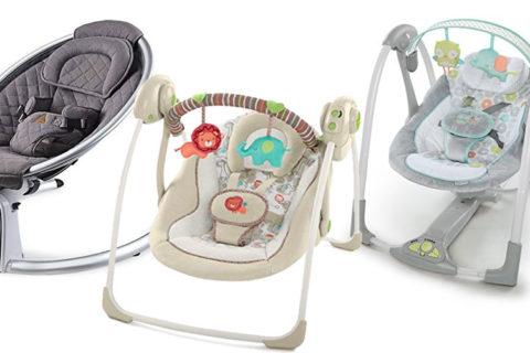 Babyschaukeln tragbar